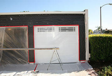 A Few Garage Door Painting Tips | Garage Door Repair Conroe, TX